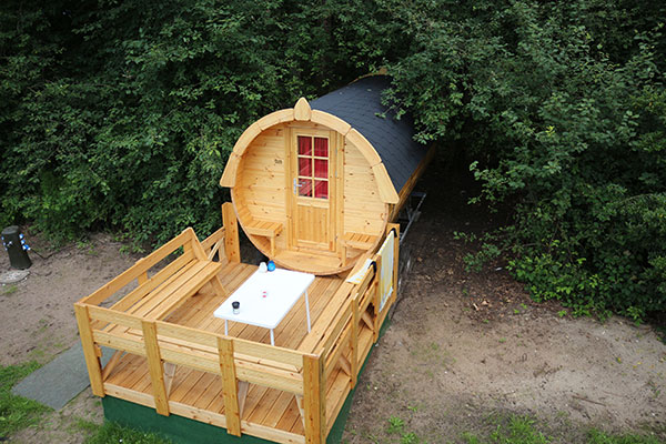 lippesee camping zu mieten wohnfass. Black Bedroom Furniture Sets. Home Design Ideas